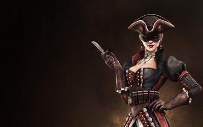 Кредо убийцы 4 - Черный флаг, Assassins creed 4 - Black Flag, сетевая игра