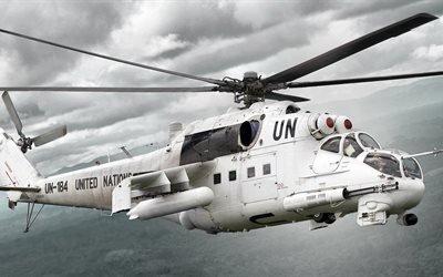 Украина, МИ-24, Мі-24, вертоліт, UN-184