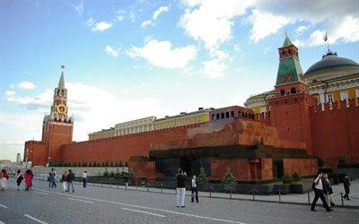 Мавзолей, красная площадь, Москва
