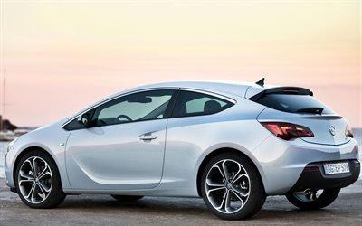 Opel, Astra, GTC, опель, купе