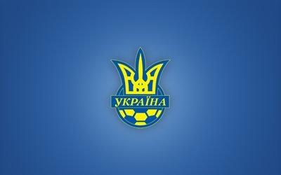 Емблема, збірна, команда, Україна, футбол, Украина, эмблема