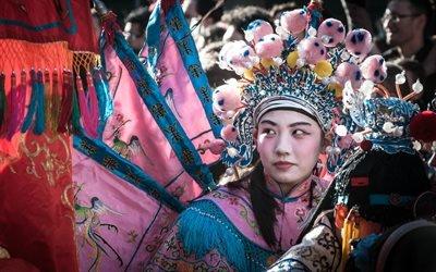 Китайский Новый Год, Париж, Франция
