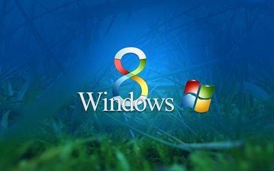 Windows 8, эмблема, Виндоус 8, восьмерка, виндоус