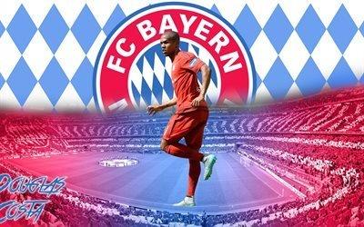 Дуглас Коста, футболист, Бавария Мюнхен, Douglas Costa, FC Bayern Munchen
