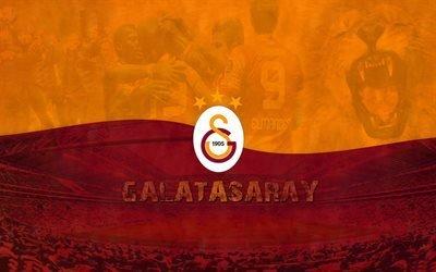 Галатасарай, логотип, эмблема, футбол, Galatasaray
