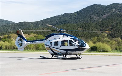 Airbus Helicopters, H145 Mercedes-Benz Style, люксовый вертолет