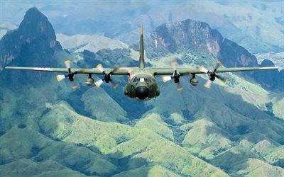 Локхид, C-130, Геркулес, ВВС США, C-130 Hercules