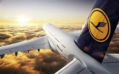 Lufthansa, Airbus A380
