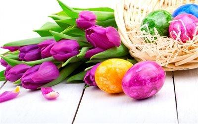 Пасхальні яйця, Пасха, Великдень, Пасхальные яйца
