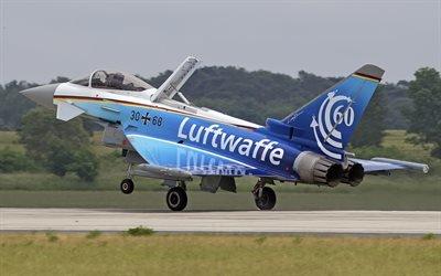 Еврофайтер, Тайфун, многоцелевой истребитель, ВВС Германии, Eurofighter Typhoon, EF 2000