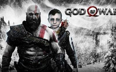 Бог войны, Кратос, сын кратоса, God of War