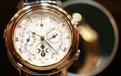 Patek Philippe, Патэк Филипп, часы