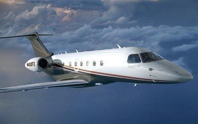 Embraer Legacy 500, бразильский реактивный самолет бизнес-класса