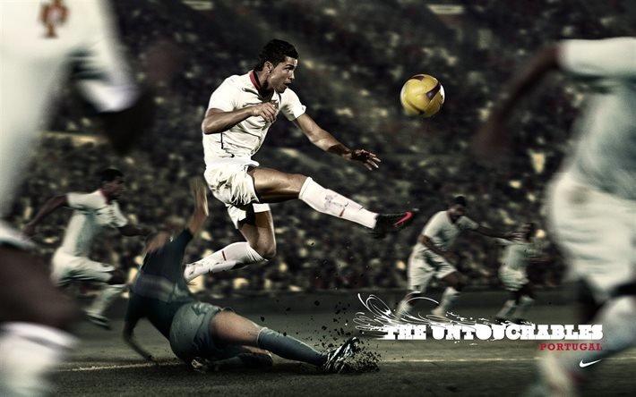 Cristiano Ronaldo, Португалия, Кристиано Роналдо, футбол