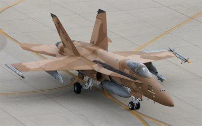 истребитель, CF-18 Hornet, McDonnell Douglas, F-18 Hornet, боевая авиация