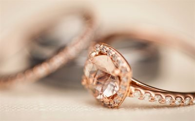 золотые кольца, украшения, свадебные кольца, свадьба