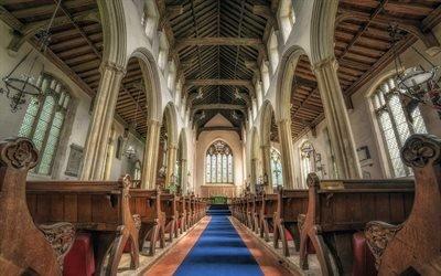 деревня Билдстон, графство Суффолк, церковь Святой Марии Магдалины