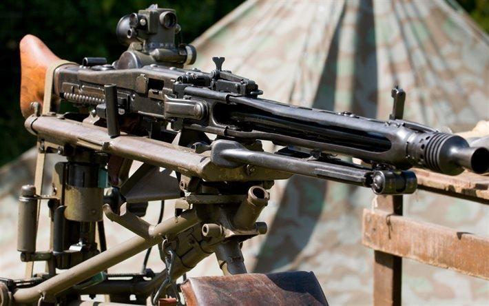 немецкий пулемёт, ВОВ, MG 42, Maschinengewehr 42