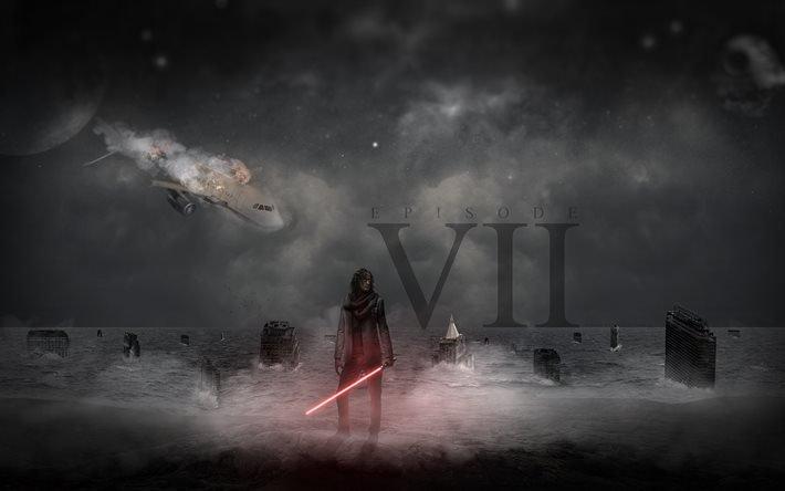 Звёздные войны, Эпизод VII, Зоряні війни, Епізод VII, Star Wars 7
