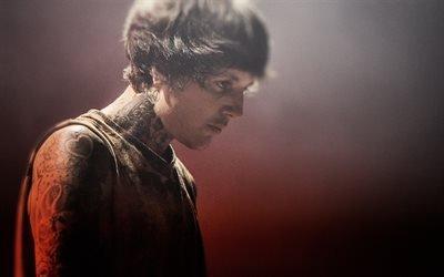 Oliver Sykes, музыкант, знаменитости, Оливер Сайкс, Bring Me the Horizon