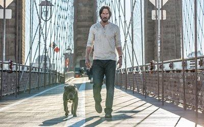 Джон Уик 2, John Wick - Chapter Two, 2017, триллер, боевик, Киану Ривз, Keanu Reeves