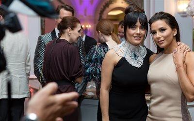 Сальма Хайек, Salma Hayek, Ева Лонгория, Eva Longoria, 2017, Каннский кинофестиваль