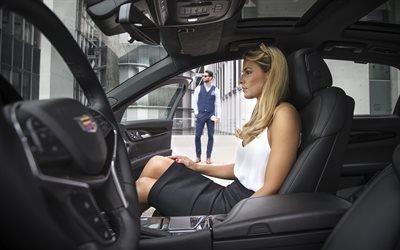 Кадиллак, Седан, 2017, Cadillac, Cadillac CT6