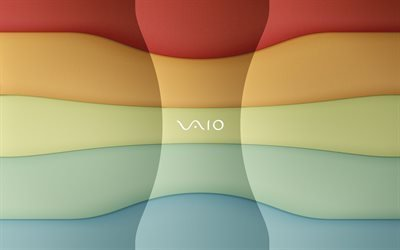 VAIO, логотип, Сони, Sony