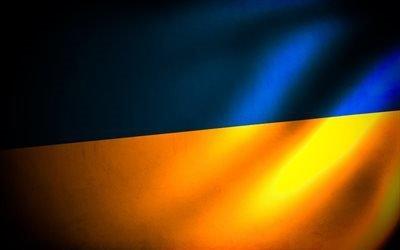 Флаг Украины, ткань, украинский флаг, Прапор України, український прапор