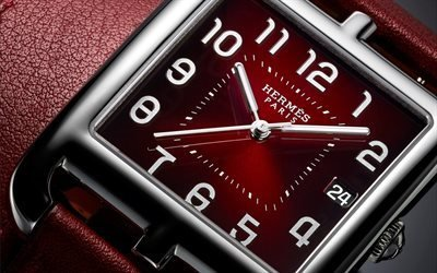 Стиль, Мода, Наручные часы, Hermes, Франция