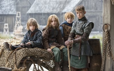 Викинги, Vikings, канадско-ирландский сериал, 4 сезон