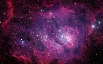 Астрономия, Космос, Туманность Лагуна