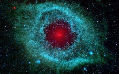 космос, вселенная, звёзды, скопление
