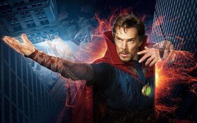 Доктор Стрэндж, Doctor Strange, 2016, фантастика, Бенедикт Камбербэтч, Benedict Cumberbatch, британский актер