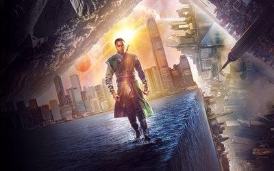 Доктор Стрэндж, Doctor Strange, 2016, фантастика, Чиветел Эджиофор, Chiwetel Ejiofor, британский актер