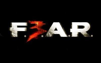 Fear 3, логотип, черный фон