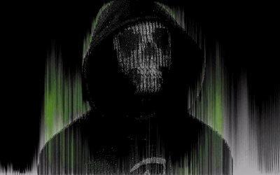 Сторожевые Псы 2, Хакер, 4k, Watch Dogs 2