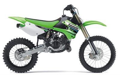 Kawasaki, KX85, молоциклы