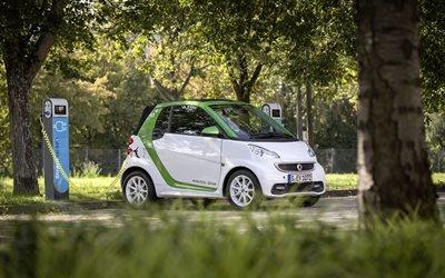 Смарт, Smart Fortwo Electric Drive, электромобиль