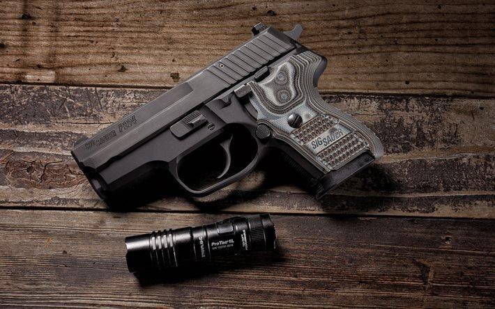 Зиг Зауэр, автоматический пистолет для скрытого ношения, Sig Sauer, P224