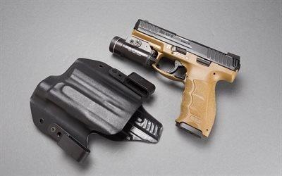 Хеклер и Кох, немецкий самозарядный пистолет, Heckler & Koch, VP9
