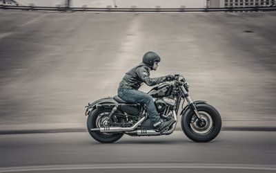 Харли-Дэвидсон, мотоцикл, 2016, Harley-Davidson, Sporster Forty Eight
