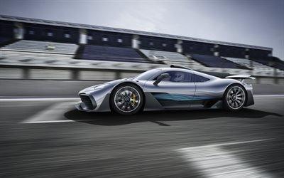 Мерседес-Бенц, гибридный гиперкар, 2017, Mercedes-Benz, Mercedes-AMG Project One