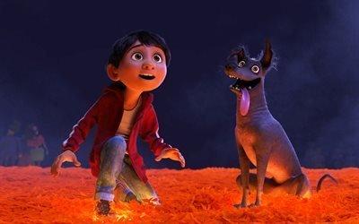 Тайна Коко, Coco, 2017, мультфильм, Walt Disney, Pixar, приключения, мюзикл