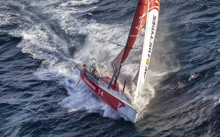 Вольво Оушен Рейс, Volvo Ocean Race, Океанская кругосветная регата