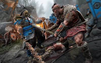 For Honor, компьютерная игра в жанре экшн