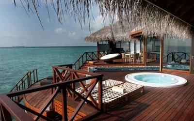 океан, отель