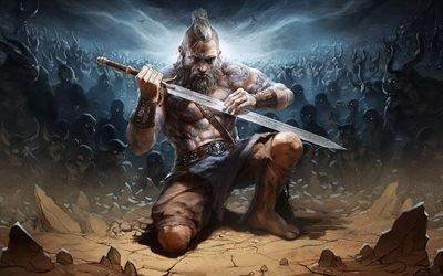 Diablo III, компьютерная игра, Action