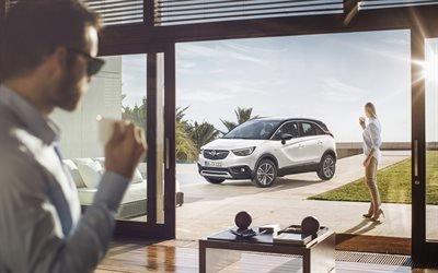 Опель, кроссовер, Opel, Opel Grandland X