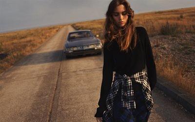 Луна Бийль, Luna Bijl, Dutch model, нидерландская модель